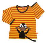 Lipfish Shirt Monkey saffron/orange Gr. 86/92