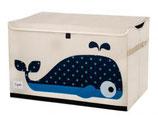 3 Sprouts Aufbewahrungsbox groß Wal