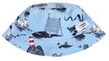 Martinex Sea Sunhat blue Gr. 48/50