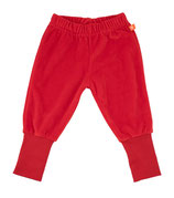 sale! 30 % Lipfish Velour Pants red