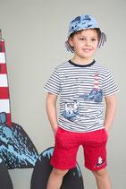 Martinex Lighthouse T-shirt Stripe gr.92