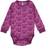 Maxomorra Body LS Cat Purple
