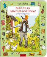 Komm mit zu Pettersson und Findus! Wimmelbuch