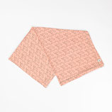 Atracktion: Amy Scarf Dusty Rose Small Stripes