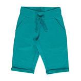 Maxomorra Sweat shorts Knee Turquoise