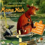 Buch: Mama Muh Puzzlebuch