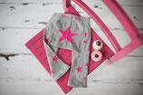Blade & Rose Leggings Stern grau/pink