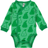Maxomorra Body Wrap LS Pears Green