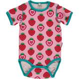 Maxomorra Body SS Strawberry
