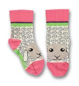 Ubang Socken Sheep Talkie-Walkie rose Gr. 18-20