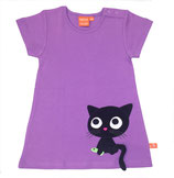Lipfish Dress SS Kitten purple Gr. 62/68