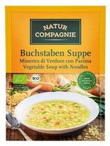 Natur Compagnie - Buchstabensuppe