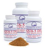 AQUA-5 DRY - ausreichend für bis zu 150.000 Liter Teichwasser
