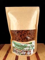 """karamellisierte Nibs """"Lupinenkaffee arabisch"""""""