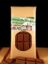 "Lupinenkaffee Schokolade ""arabisch"" 52 %"