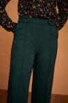 King Louie Garbo Pintuck Pants Uni Rodeo
