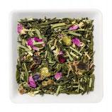 Rosegarden - groene thee