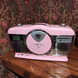Soundmaster draagbare Radio/CD speler met USB/SD kaart