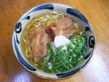 コザ耳そば+古本(ソーキ版)