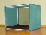 Палатка голубая76х56х56