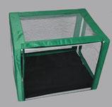 Палатка зеленая 76х56х56