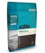 WILD COAST Acana Classic корм для собак всех пород и возрастов с рыбой 17 кг