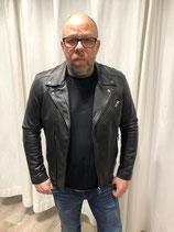 Selected Homme Lederjacke Biker