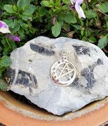 Chakra-Anhänger Pentagramm