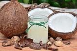 Huile de coco, vierge, Bio