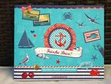 Maritime Sticker und Etiketten: Frische Brise!