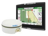 G 7 Farmnavigator PLUS + Turtle PRO GNSS Empfänger