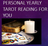 Yearly Tarot reading