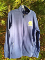 Men's Royal Blue Polar Fleece Jacket