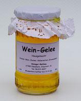 Weingelee weiss