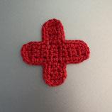 Applikation Rotes Kreuz