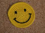 Applikation Smiley groß