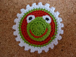 Button Frosch