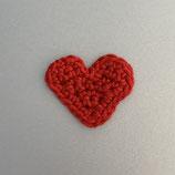 Applikation Herz klein