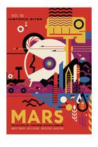 Mars - Historic Sites