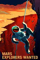 Mars - Explorer Wanted