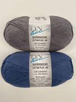 ONline Supersocke Cotton Plus Uni