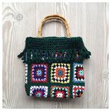Shopper/Bag - gehäkelt