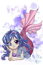 Mermaid Violet