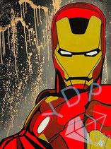 Iron Man Gold Splash