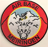 Badge ''Air Base Meiringen''
