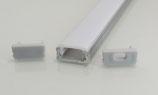 Aluminiumprofil 15,5x7,5mm
