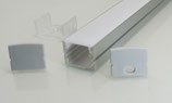 Aluminiumprofil 17,5x14mm