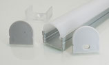 Aluminiumprofil 20x20mm