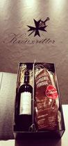 """Geschenkbox """" Winzer`s Fondue"""""""