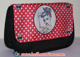 Trousse Pin Up Gang red